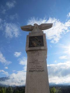 """Monument au lieu-dit """"Les Baraques"""""""