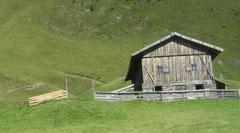 Unterhütte - 1.990 m