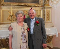 Noces d'or de  M. Gérard BERCHTOLD et Mme Lucie ELLERBACH