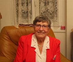 Charlotte Schings, 80 ans le 8 février 2016