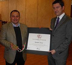 Vinitaly. Assegnato il premio Cangrande ad un'azienda marchigiana