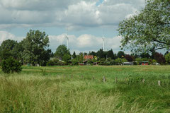 Landschaftsschutzgebiet in Wilhelmsburg