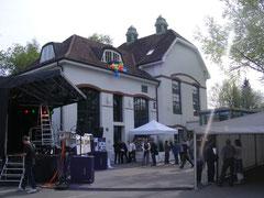Der Kulturpalast in Billstedt