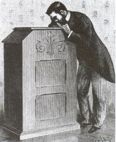 El Kinetoscopio en Cadiz el 3 de junio de 1896