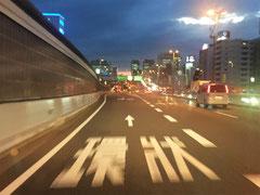 大阪には内環・外環・中環
