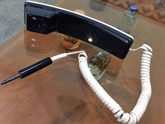 P型1級受信機には消防法的に電話が必要
