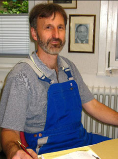 Dipl. - Bauing. / Klempner- u. Installateurmeister Rüdiger Kurtz