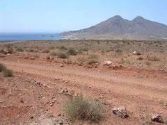 Cabo de Gata Naturpark (Sudost-Spanien)