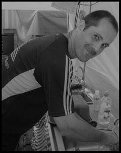 Michael Haas wie er war: Anpacken für den KSV