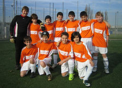 Schülerligateam Bernoulligymnasium