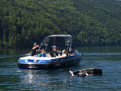 Wassersport-Spaß am Millstätter See