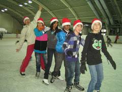 Eislaufen in der Albert Schultz-Halle