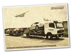 Claudio Schwaiger Transporte KFZ Transport