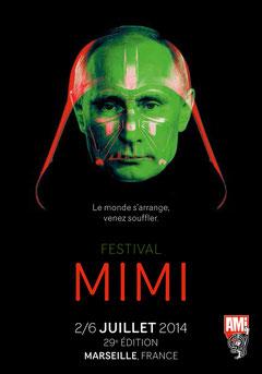 Affiche MIMI 2014