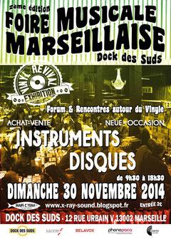 foire musicale marseillaise