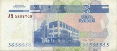 Transnistrischer 5-Rubelnote