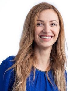 Jelena Pavlovic - Hebamme in Rorschach in der Frauenarztpraxis Dr. med. Viktor Schirba