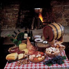 Традиционная хорватская деревня