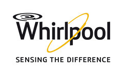 Whirlpool logo awarded by European Consumers Choice
