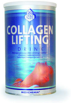 COLLAGEN LIFTING DRINK für ANTIAGING GELEE ROYAL Q10 KOLLAGENHYDROLYSAT VITAMINE PROTEIN EIWEIß