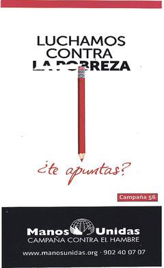 Lema de la campaña de 2015