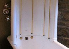 Verniciare Vasca Da Bagno Ghisa : Rismaltatura vasca da bagno a firenze prato pistoia lucca pisa