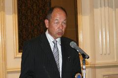 旭川平和LC 大会委員長 L.重綱 博美