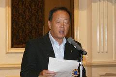 旭川平和LC 教育委員長 L.樋口 源二