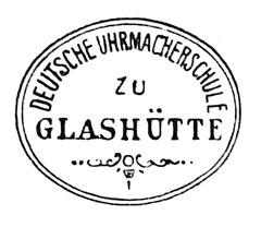 Das Dienstsiegel der DUS 1879