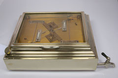 Im historischen Kabinett der Lange Uhren GmbH ausgestelltes Original  ............................................ Die Bildrechte liegen bei Lange Uhren GmbH Glashütte