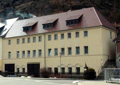 Die Wirkungsstätte der Firma Adolf Schneider 2013