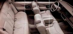 1992 Lincoln Town Car II Innenraum