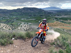 Saisonstartangebot - Finca-Limón ENDURO in Andalusien