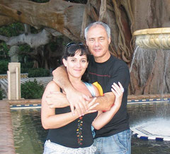 Leonor Ana y Fernando Fonseca