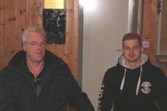 Ralf Keuch (li.) und sein Vertreter Dyke Pioch