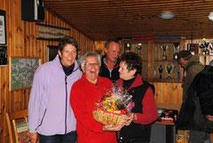 Festausschussv.l.:  Brigitte Pyrtsch, Hilde Eichholz und Ingrid Eggers