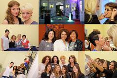 Frisuren und Kosmetik Show Palais Besenval 26.März 2014