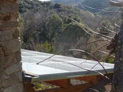 Les panneaux photovoltaîques du Canton