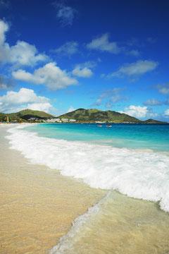 Kakao Beach - St. Martin