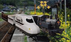 ミニ新幹線&ミニSL