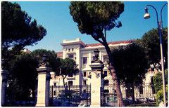 Palazzo della Marina - via Flaminia