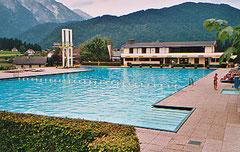 Terrassenbad Abtenau 1999