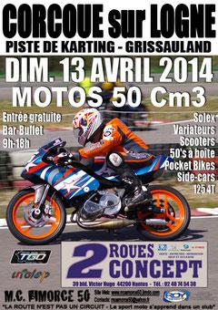 MC Amorce 50cm3 - Seb Compétition