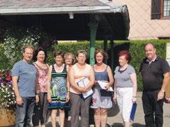 Jury départemental du fleurissement - Mercredi 18 juillet 2012