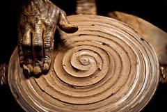 изготовление и производство глиняной посуды