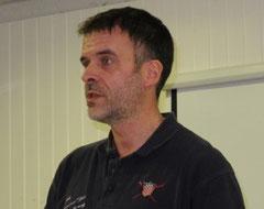 Arnaud TIXIER, Président du club