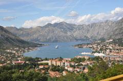 Bucht von Kotor (Montenegro)