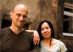 Taiko Saito und Rupert Stamm