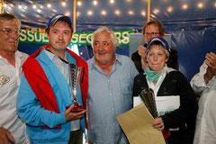 Jean-Christophe et Corinne Jagaille remportent le Creusekistan Classic 2014