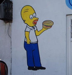 Falso Homero Simpson